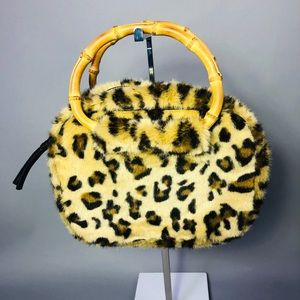 ✨HP✨ Elizabeth and James Leopard Bag